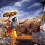 Radioactive weapons in Ancient times, as described in the Ancient Sanskrit Mahabharata