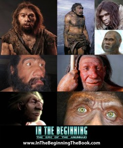 Neanderthals-Denisovans-Hominids